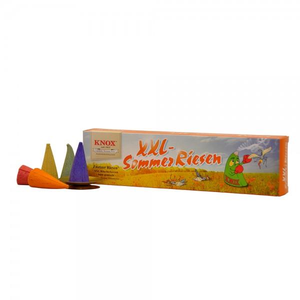 Knox XXL- Räucherkerzen 5 Stück Fruchtige Düfte